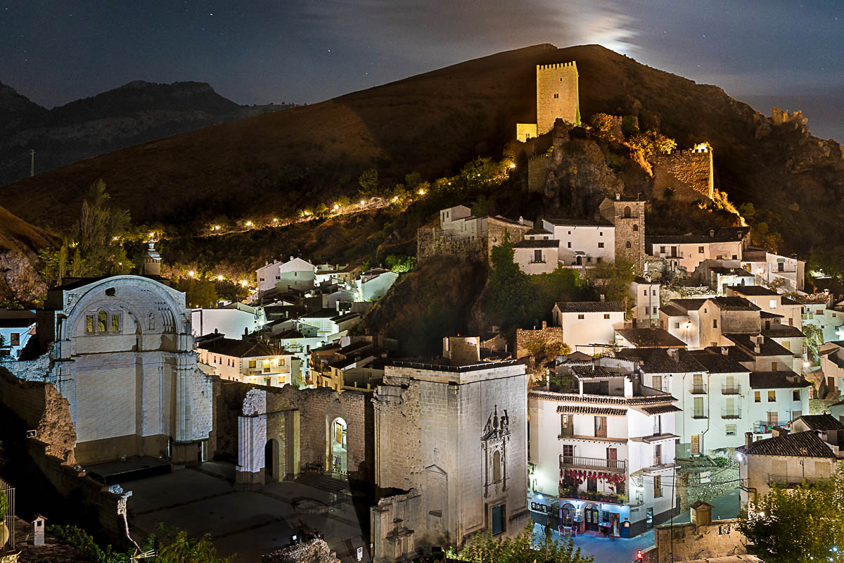 Castillo de la Yedra de Cazorla