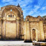 Ruinas de la Iglesia de Santa María en Cazorla