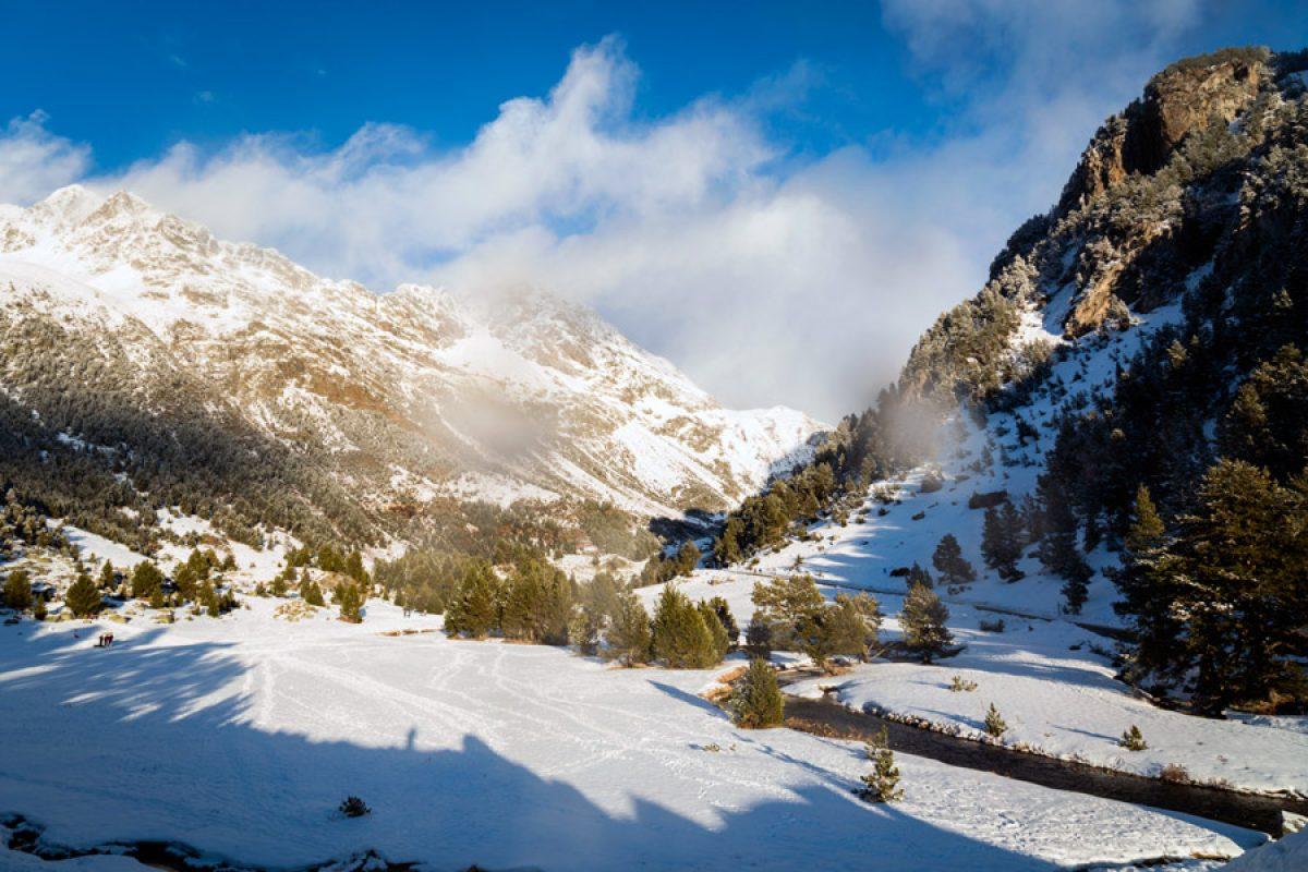 Senderismo en Cazorla con nieve